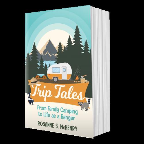 Trip Tales cover mockup